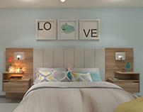 Habitación Principal / Master Bedroom