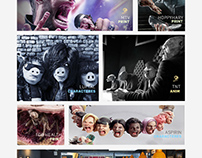 New Site of Zombie Studio from Brazil