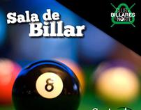 Imágenes redes sociales Club de Billares el Norte