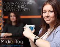 Advertising Campaign - Mídia Tag