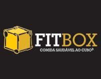 CRIAÇÃO DE LOGOTIPO: FitBox