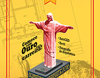 Campanha Olimpíadas Graphite