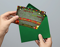 Christmas Box Card (Fospuca)