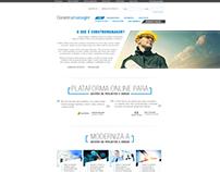 ConstruManager - WebDesign