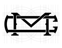 MC - Monogram logo animation
