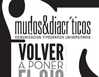 Revista Universitaria - Mudos y Diacriticos