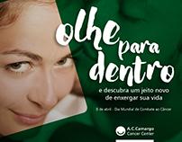 A.C.Camargo - Dia Mundial de Combate ao Câncer.
