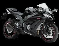 Moto Kawasaki - (2014)