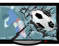 Publicity - Futebol arte - Rorsh.