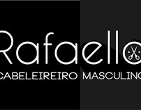 Rafaello Cabeleireiro Masculino - Identidade Visual