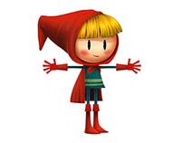 Rig Little Red (Chapeuzinho Vermelho)