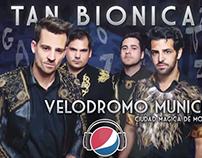 """Pepsi """"Tan Bionica"""" Concert"""