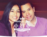 Paola & José - wedding