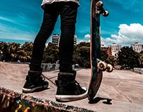 Fotografia y Edición - Skatepark