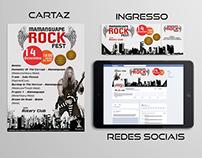 Mamanguape Rock Fest | Cartaz + ingresso + redes sociai