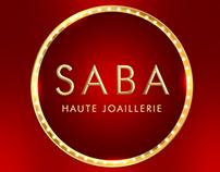 SABA Haute Joaillerie - Branding