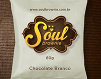 Marca e Embalagens - Soul Brownie