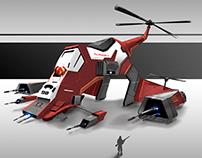 CURSO: Sci-fi Concept Art: Ilustra una nave futurista