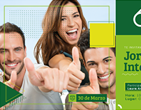 Invitación Corporativa // Comfenalco Antioquia