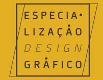 Curso de Especialização em Design Gráfico Unicamp