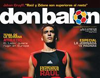 Revista Don Balón, rediseño 2003/04