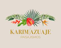 KARIM AZUAJE - Logo