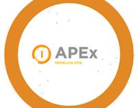 Video APEX - Medellín 2016
