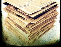 Anúncios Jornais e Revistas