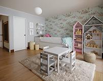 Interior design - Bedrooms