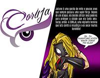 Comics: A Coruja