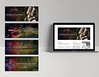 Banner Webs Design