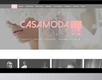 Site Casamoda Noivas BH