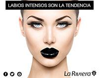 Diseño para RRSS de La Riviera