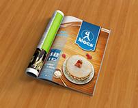 Moca / Commercial Sheet