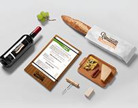 Logo and Visual Identity - Italian Restaurant