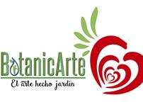 Logo para empresa de jardinería