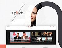 Netzoe - Magazine - Desing Web UI / UX