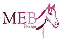 MEB Design - Diseño de logo