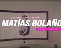 Reel Matías Bolaño