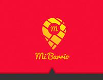 """Mi Barrio"" Branding"