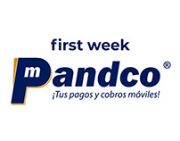 First week working for mpandco