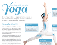 Infographic: Yoga Benefits