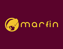 Marfin LAB - Logo + Visual ID