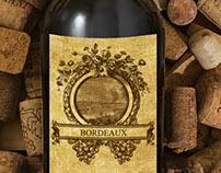 Bordeaux Vino tinto