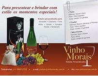 Site | Vinho Morais