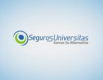 Logo Animado Seguros Universitas