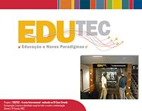 TED EDUTEC - Projeto de Identidade Visual