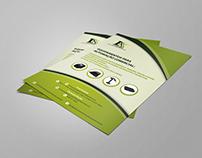 Panfleto e posts para Facebook - Livre Acesso Automação