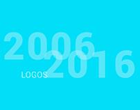 Logos 2006 / 2016