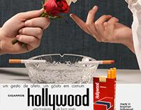 Releitura de Anúncio Antigo - Hollywood